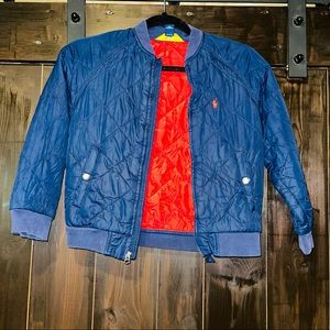 Polo Jacket Size 8
